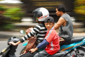 Moped_Ubud